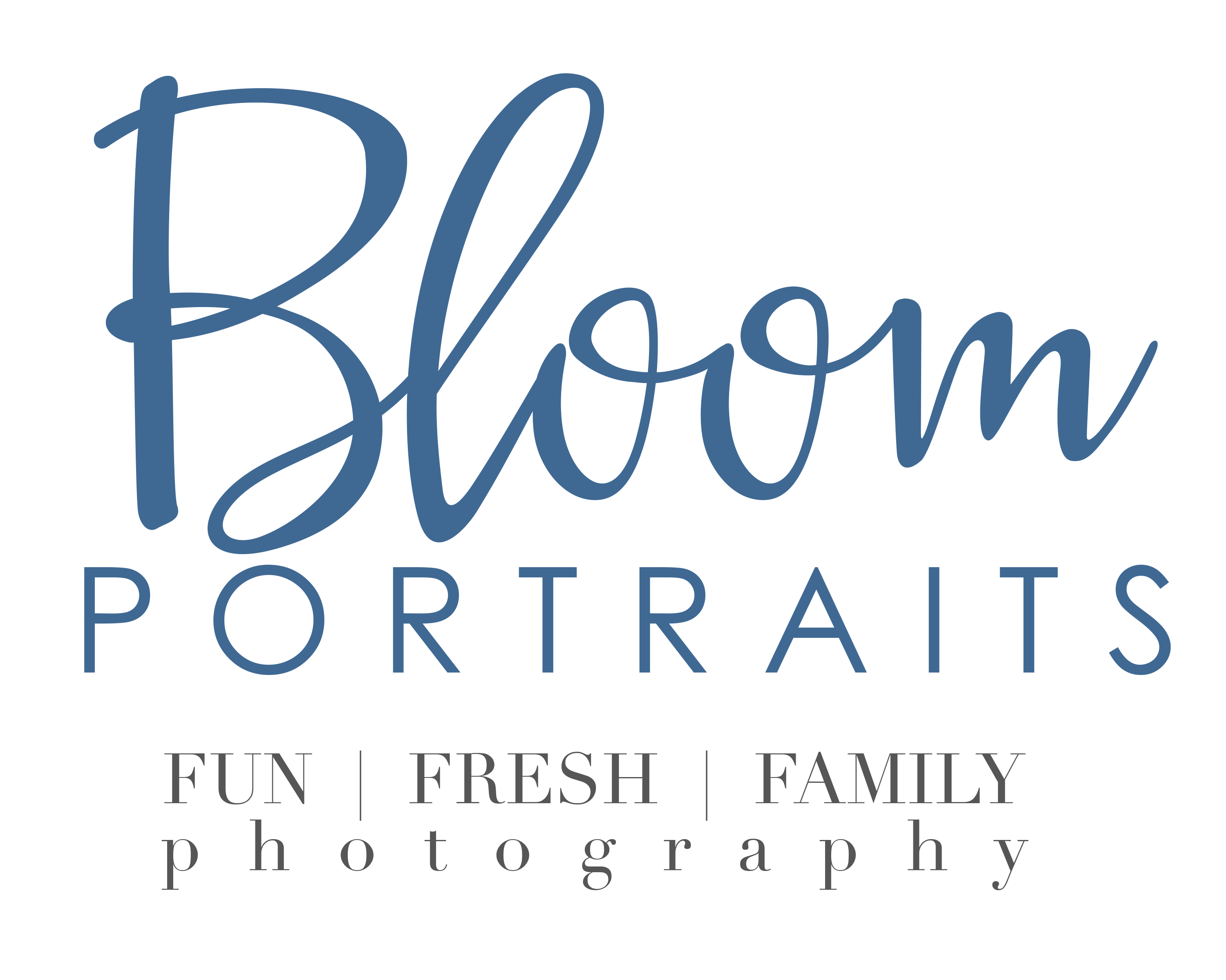 Bloom Portraits